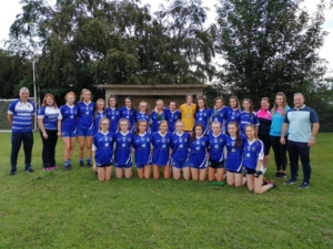 LGFA Droichead Pointe win Title