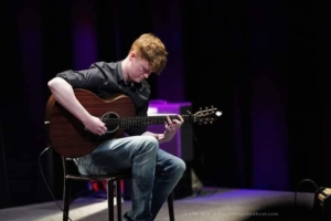Mayobridge Senior Scór member wins Guitar Festival