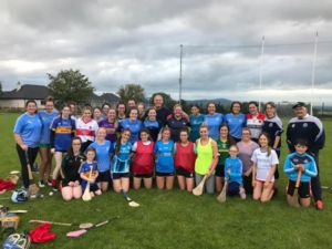 Mayobridge Camogs welcome All Star Ken Hogan