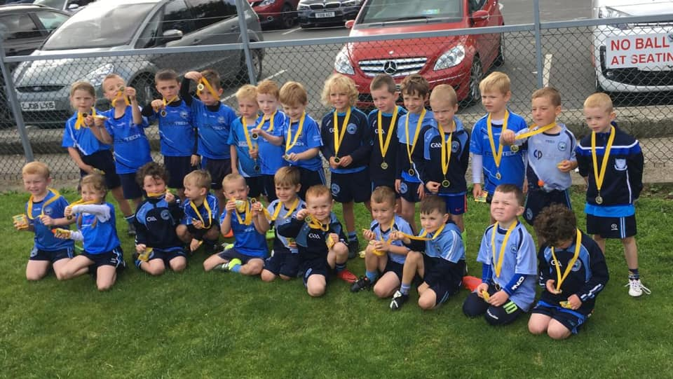 U6 Ella Trainor Memorial Blitz Saturday 17th August 2019