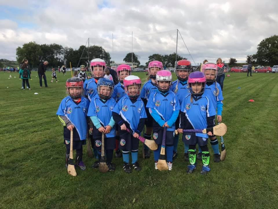 Final Underage Camogie Blitz September 2019