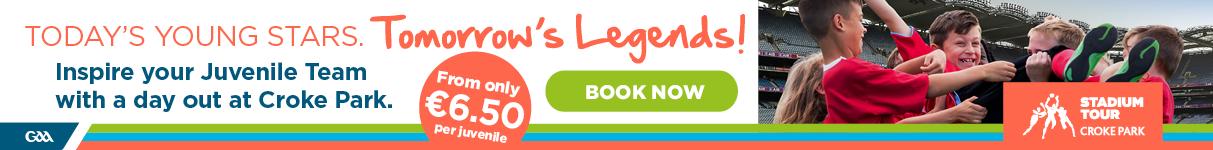 GAA Museum - Club offer September & October 2019